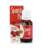Španielske mušky - malina 15 ml