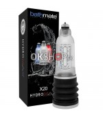 Bathmate Hydromax X20 Clear