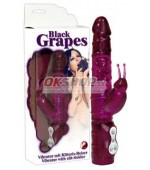 Vibrator Black Grapes