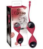 SMILE Loveballs SPORTY red/black