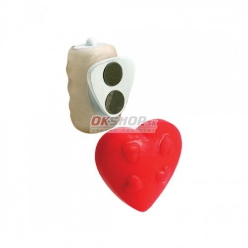 VIBRATING PANTY PAL HEART