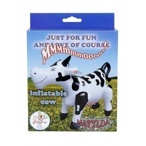 Nafukovací kravička