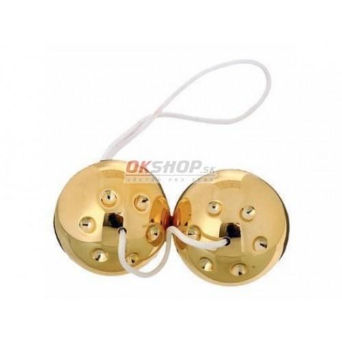 Seven Creations Gold Metal Balls