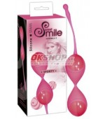 SMILE Loveballs SPORTY neon pink