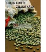 Zelená káva 500g