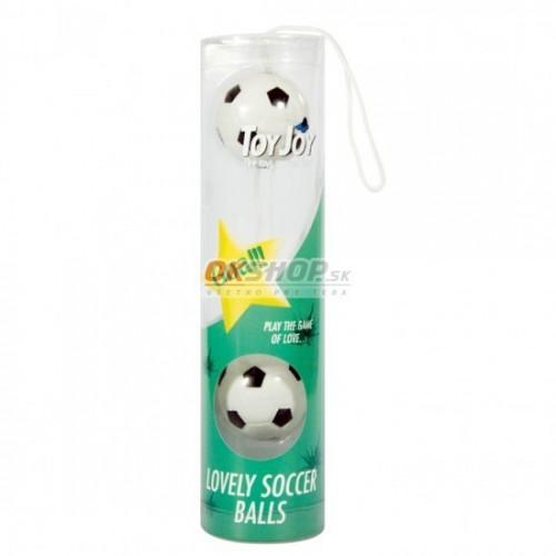 Lovely soccer balls