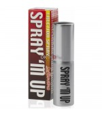 Spray 'm Up Sprej na erekciu 15 ml