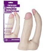 Vac u lock Double penetrator