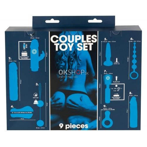 You2Toys Couples Toy Set 9 pieces