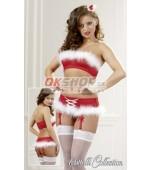 Vianocny sexi set M