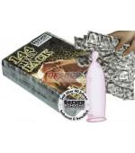 Secura gold/rose 144 Pack