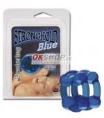 Stronghold Blue Penisring
