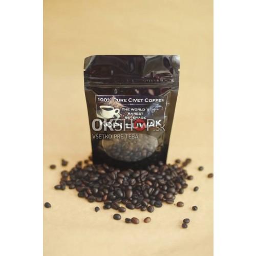 Kopi Luwak Cibetková káva 25g