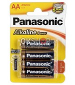 Panasonic AA 4batérie