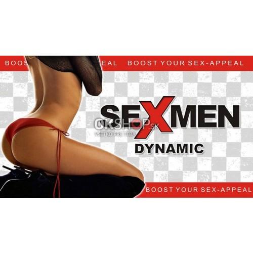 Sexmen Dynamic for men 50 ml