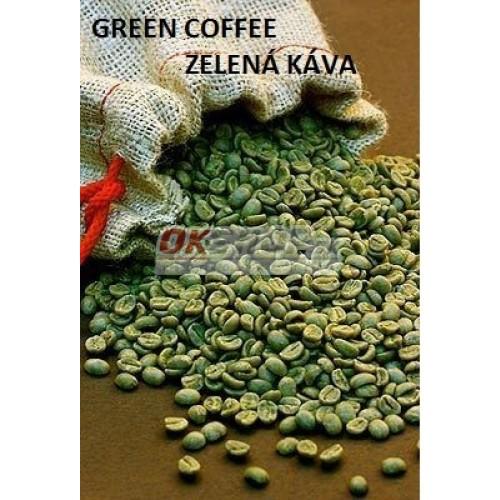 Zelená káva 250g