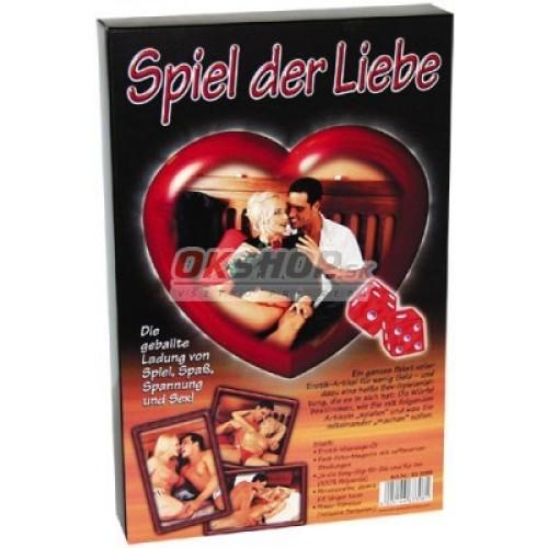 Spiel der Liebe Paket