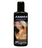 Masážny olej - Magoon Ambra 100ml