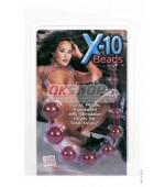 X10 BEADS purple