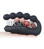 Silikónový masážny prístroj