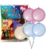 Balóny Prsia