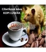 Kopi Luwak Cibetková káva 125g - mletá