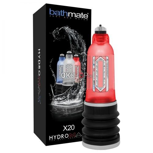 Bathmate Hydromax x20 Red